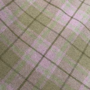 LOFT Skirts - LOFT argyle print lined camel & pink skirt